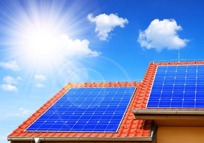 SOLAR ROOF . INTEGRATION RENOWABLE ENERGY IN BUILDINGS
